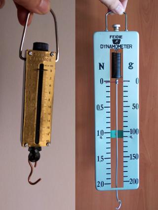 ağırlık nedir nasıl ölçülür dinamometre