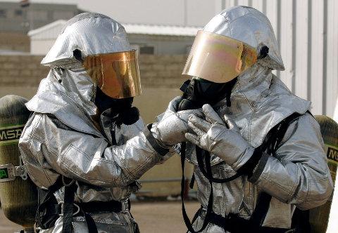 ısının yayılma yolları ışınım itfaiyeci kıyafetleri