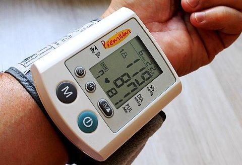 Kan basıncı tansiyon ölçer dijital manometre