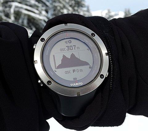 Yükseklik ölçümü dijital altimetre