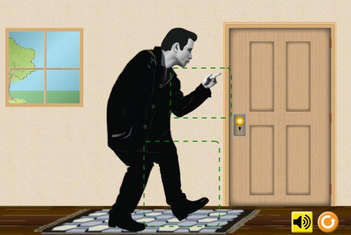 John Travoltaj Statik Elektrik PHET Simülasyonu Türkçe Önizleme
