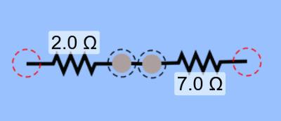 Dirençlerin seri bağlanması ve paralel bağlanması eşdeğer direnç bulma sorunun çözümü
