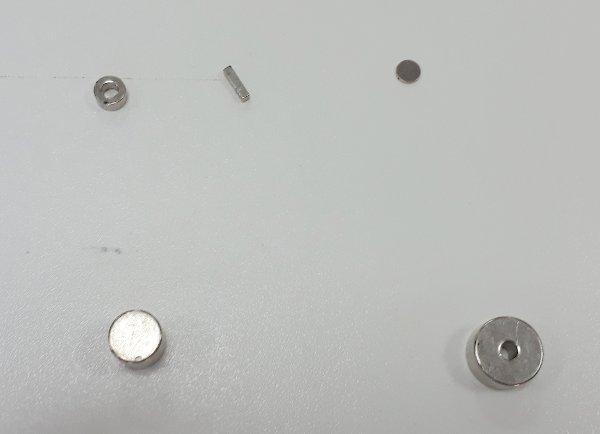 Mıknatıs çeşitleri neodymium mıknatıslar