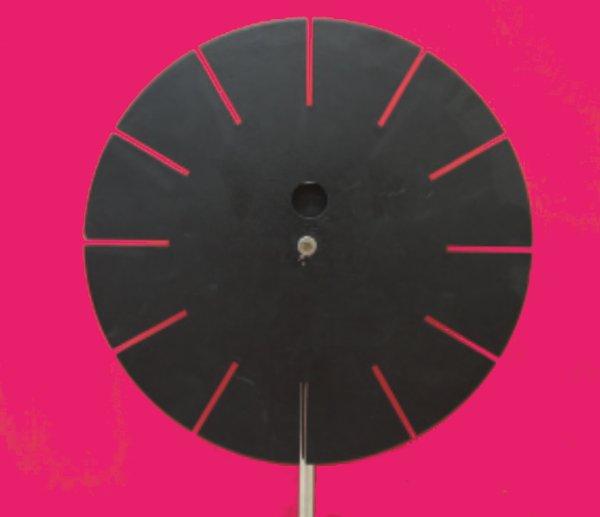 Stroboskop 12 yarıklı