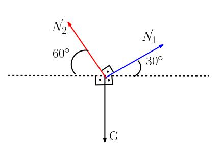 Lami teoremi örnek soru 2 çözüm ikinci basamak